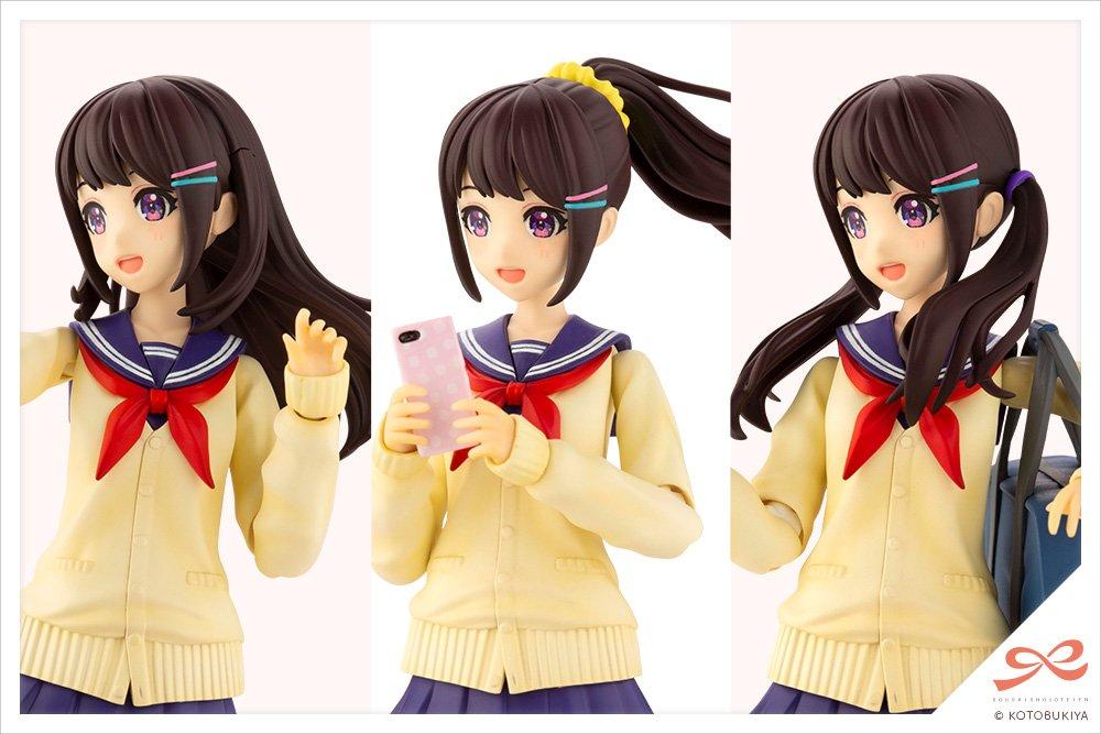 SOUSAI SHOJO TEIEN : MADOKA YUKI【TOUOU HIGH SCHOOL WINTER CLOTHES】