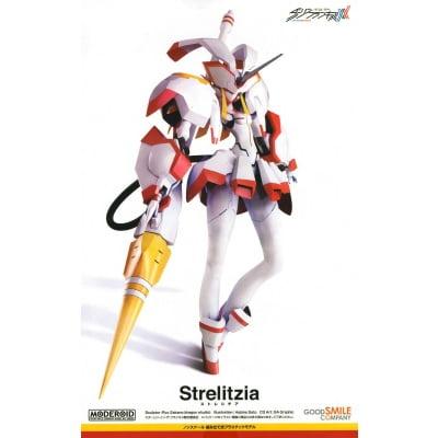Strelitzia box art