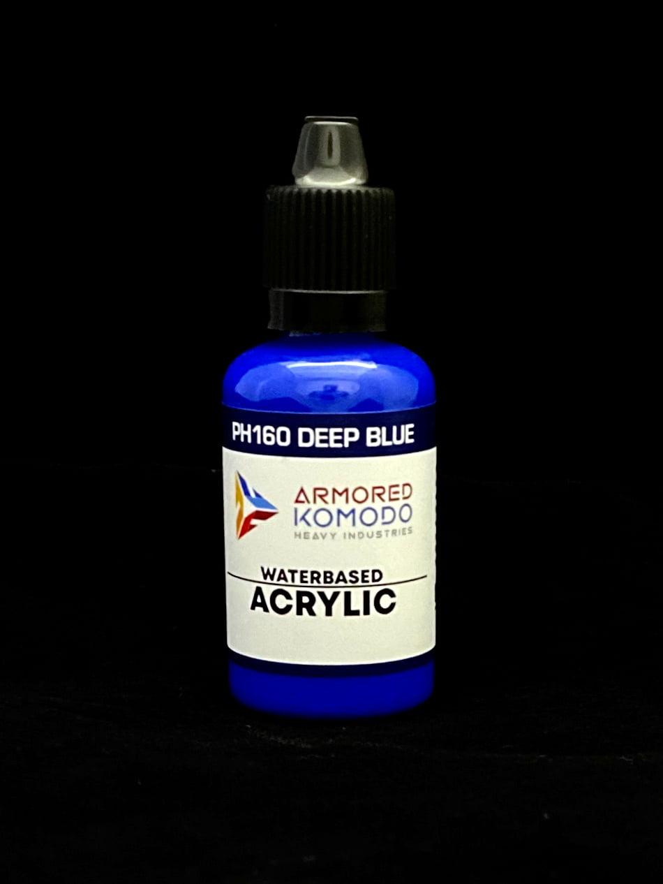 PH160 Deep Blue Waterbased acrylic