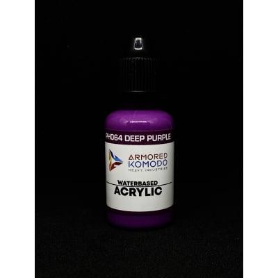 PH064 Deep Purple Waterbased acrylic