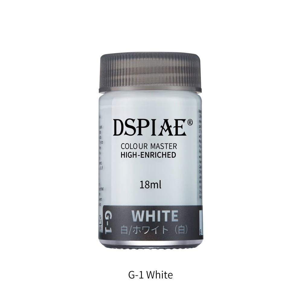 DSPIAE G-1 WHITE 18ML