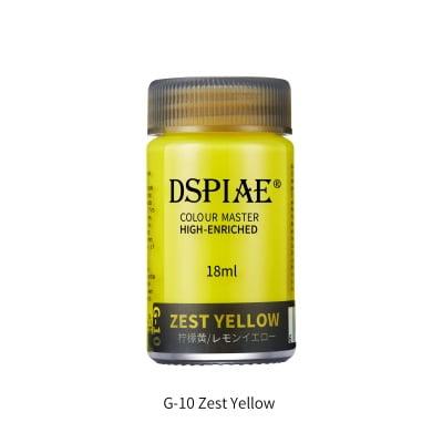 DSPIAE G-10 zest yellow 18ml