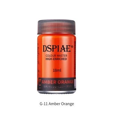 DSPIAE G-11 amber orange 18ml