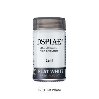 DSPIAE G-13 flat white 18ml