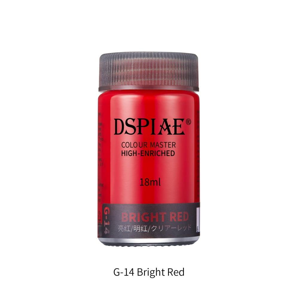 DSPIAE G-14 bright red 18ml