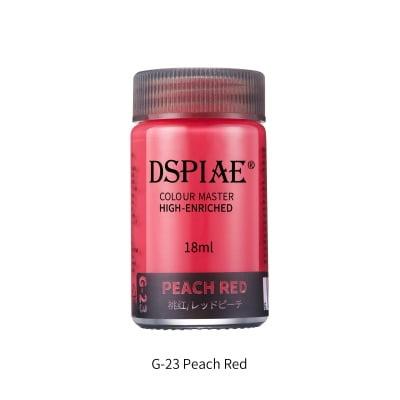 DSPIAE G-23 Peach red 18ml