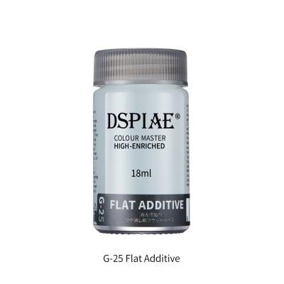 DSPIAE G-25 Flat additive 18ML