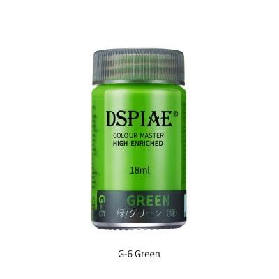 DSPIAE G-6 green 18ml