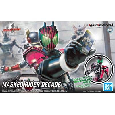 masked rider decade box art