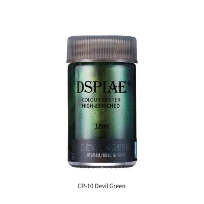 dspiae cp-10 devil green