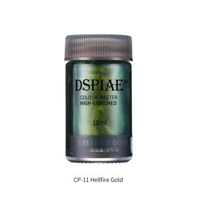 dspiae cp-11 hellfire gold