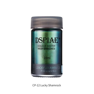 dspiae cp-12 lucky shamrock