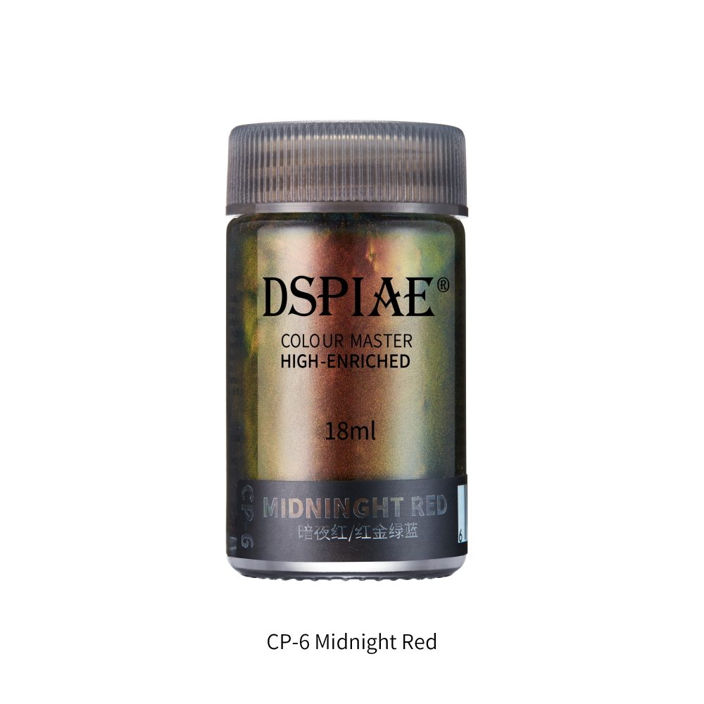 dspiae cp-6 midnight red