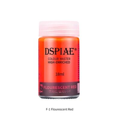 dspiae f-1 fluorescent red