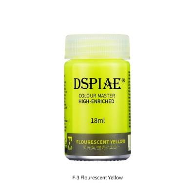dspiae f-3 fluorescent yellow