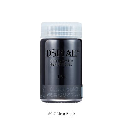 sc-7 clear black