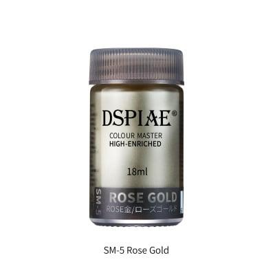 Super Metallic SM-5 rose gold