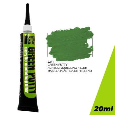 green putty