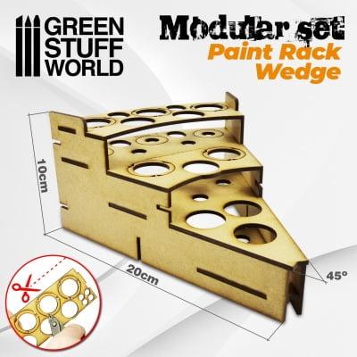 presentoir modulaire rayon