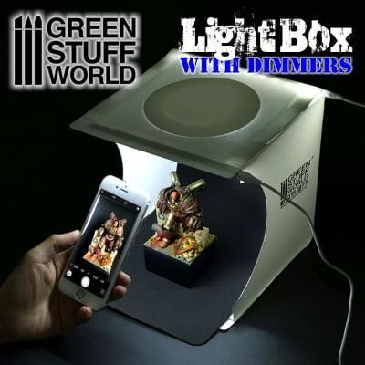 lightbox studio green stuff world