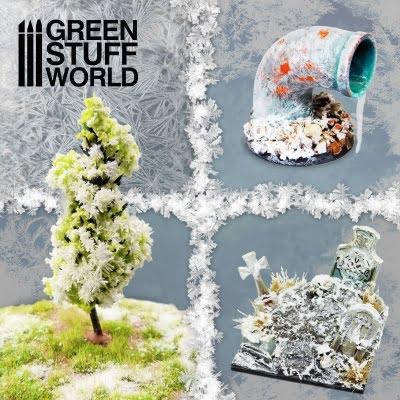 GSW liquid frost effet de givre