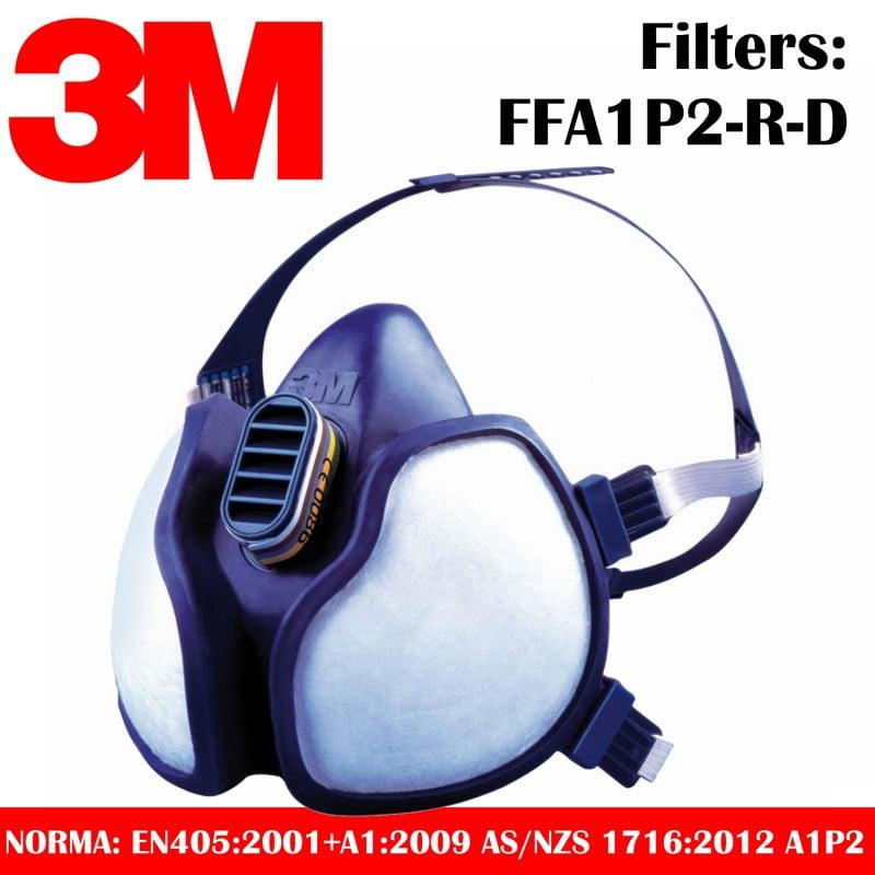 masque respiratoire 3m