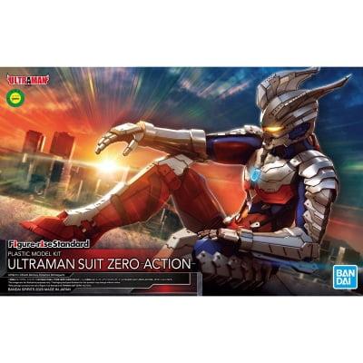 Figure-rise Standard ULTRAMAN SUIT ZERO -ACTION- box art
