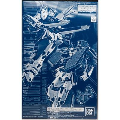 MG 1/100 MISSION PACK R-TYPE & V-TYPE for GUNDAM F90 box art
