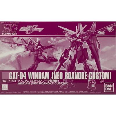 HGCE 1/144 WINDAM NEO ROANOKE CUSTOM box art