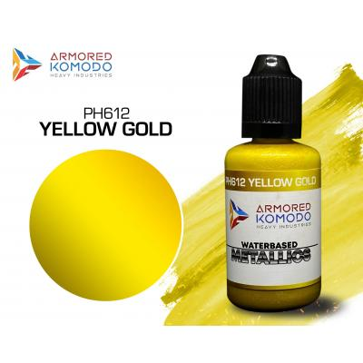 arkom_waterbased_metallics_PH612 yellow gold
