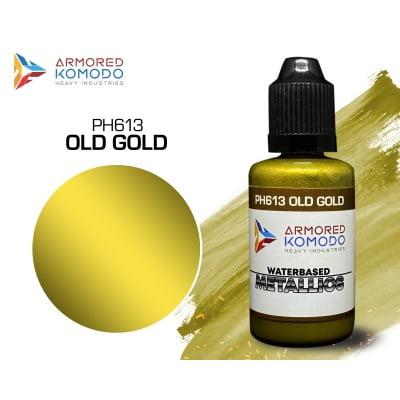 arkom_waterbased_metallics_PH613 old gold