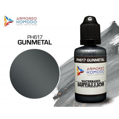 arkom_waterbased_metallics_PH617 gunmetal