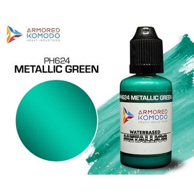 arkom_waterbased_metallics_PH624 metallic green