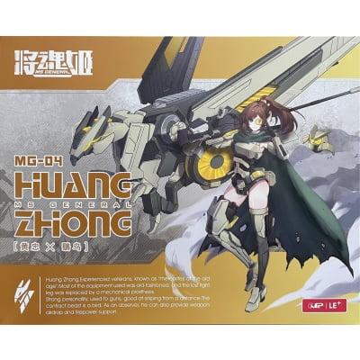 ms general huang zhong mg-04