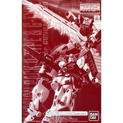 MG 1/100 MISSION PACK D-TYPE & G-TYPE for GUNDAM F90 box art