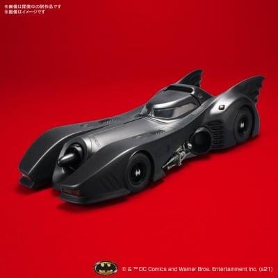 1/35 BATMOBILE (BATMAN 1989 VER.)