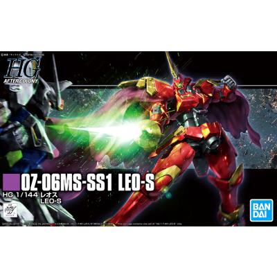 HGAC 1/144 OZ-06MS-SS1 LEO-S